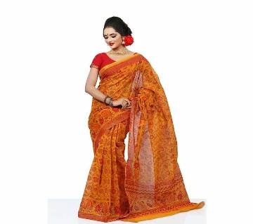 Pure Soft Cotton Saree