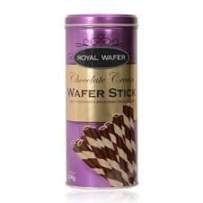 V Food Royale Wafer Chocolate Cream Wafer Stick 130g  Thailand