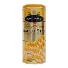 V Food Royale Wafer Mango Cream Wafer Stick 130g  Thailand