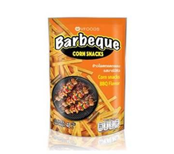 Barbeque Corn Snacks- 48 gm-Thailand