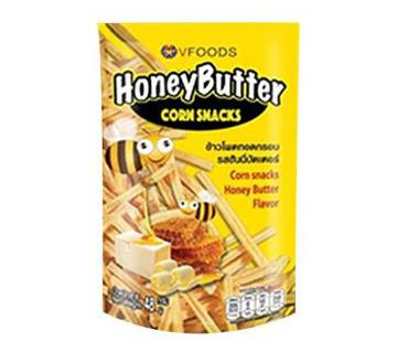 Honey Butter Corn Snacks 48 gm-Thailand