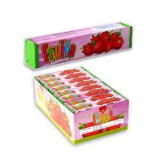 Fruita Strawberry Flavor Finger Toffee 24pcs (30gm) Kuwait