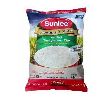 Sunlee Thai Jasmine Rice 5 kg Thailand