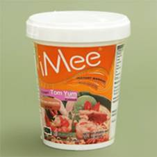 Imee Instant Cup Noodles Tom yum Flavor 65gm Thailand