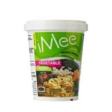 Imee Instant Cup Noodles Vegetable Flavor 65gm Thailand