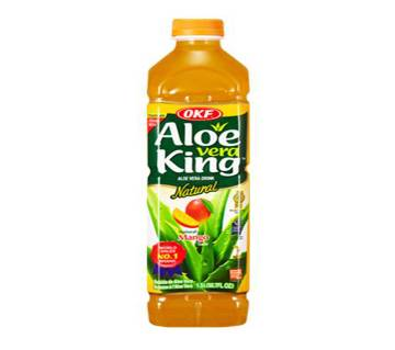 Aloe vera জুস Mango Flavor 1.5ltr Korea
