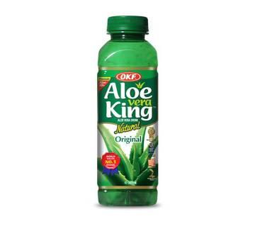Aloe vera জুস Original Flavor 500ml Korea