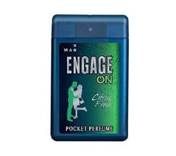 Engage Citrus Fresh পকেট পারফিউম - 18ml India