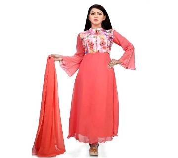 Readymade Embroidery Silk Salwar Kameez