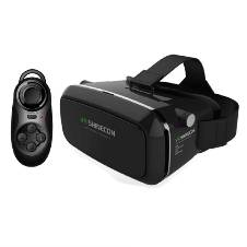 VR Box with Bluetooth Remote