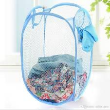 Foldable Washing Laundry Basket