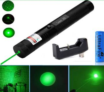 Rechargeable Green Colors Laser Pointer