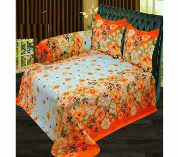 Cotton Double Size Bed Sheet