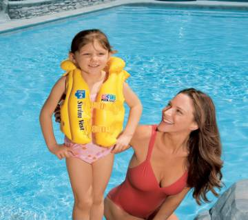 Intex Pool School Deluxe Swim Vest