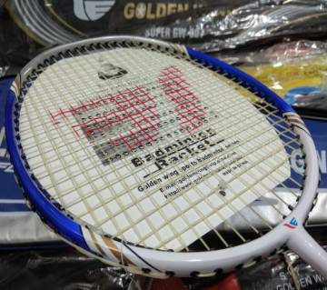 Golden Wing Fusion Technology Badminton Racket