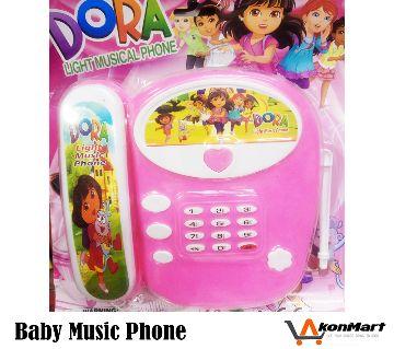 Baby Music Tele Phone - Kids Toy Phone