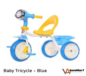 Baby Tricycle - Smart Tricycle for Kids - Light and music cycle - Baby stuff