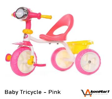 Baby Tricycle - Smart Tricycle for Kids - Baby cycle - Baby stuff