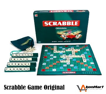 Fantasy Toy - Scrabble Game - Every word counts game - Crossword Game