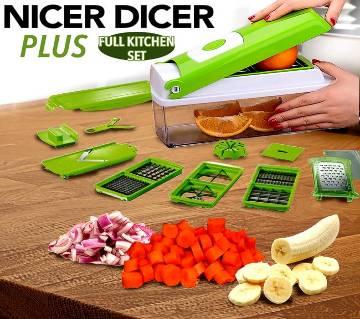 Genius Nicer Dicer Plus - Vegetable Slicer
