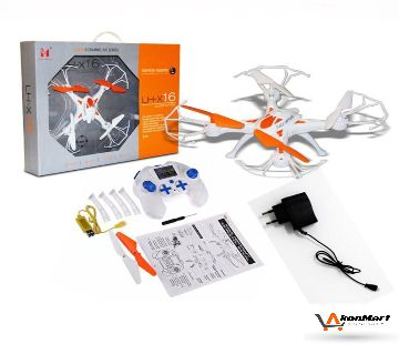 LH-X16 Drone 2.4G Flip 6Axis Gyro Quadcopter Flying Toy | NO Camera