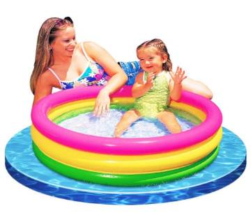 Intex Inflatable Baby Swimming Pool(24