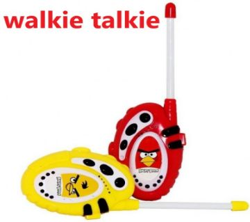 Angry Birds Walkie Talkies Toy for kids