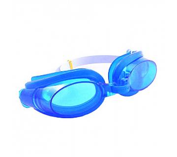 Aquatic Super Swim Goggles with Ear Plugs & Nose Clip