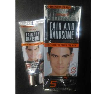 Fair And Handsome Fairness Cream for Men - 60gm - India