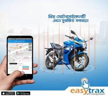 Motor Bike GPS ট্র্যাকার