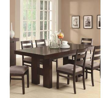 Mordern Design Dining Tables 6 Chair