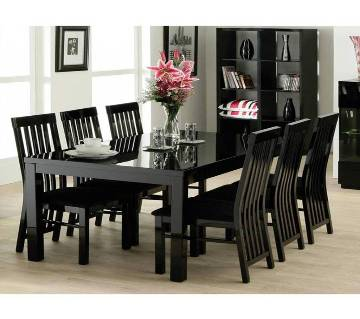 Modern Design Dining Tables 6 Chair