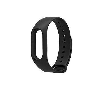 Silicon Strap For Bingo M2 Smart Band - Black