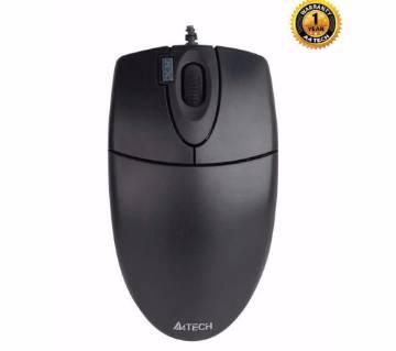 A4tech OP-620D Optical Mouse - Black
