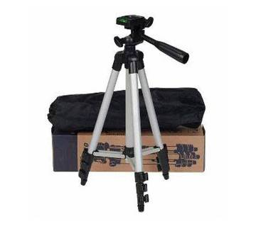 3110 Aluminum Alloy Tripod For Camera and Mobile