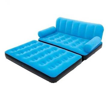 5 in 1 Inflatable Double Air Sofa Bed