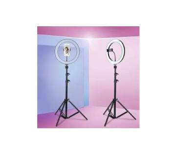 Ring Light Photo Studio Camera Makeup Ring Light Phone Video Live Light Lamp with Tripod for Smartphone Canon Nikon