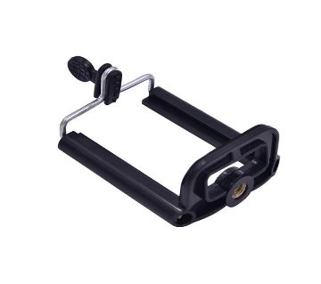 Mount Mobile Phone Camera Holder Stand Tripod-Black