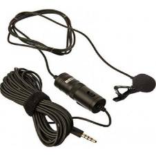 Boya Lavalier Microphone BY-M1 - Black