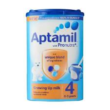 4 Growing Up Milk Powder For 2 - 3 Years - 900 gm - UK