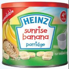 Sunrise Banana Porridge - 240g - UK