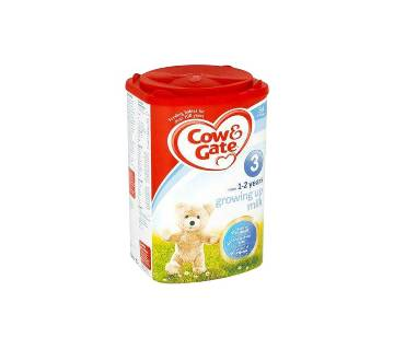 3 Growing Up Milk Powder For 1 - 2 Years - 900 gm - UK