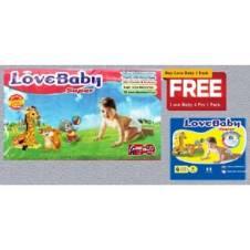 Love Baby Diaper Small [3-6 kg] 31pcs Bangladesh