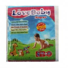 Love Baby Diaper Large [7-18kg] 25pcs Bangladesh