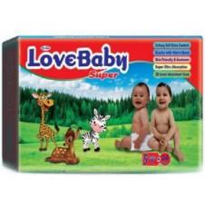 Love Baby Diaper XL [11-25kg] 24pcs Bangladesh