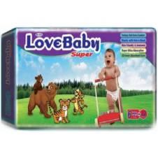 Love Baby Diaper XXL [16+ kg] 44pcs Bangladesh