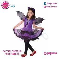 BAT GIRL ড্রেস