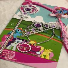 My Little Pony একসেসোরিজ সেট
