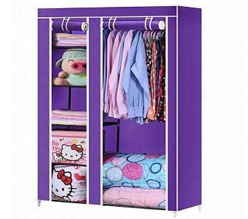 HCX Wardrobe Closet স্টোরেজ অর্গানাইজার ক্লথ র্যাক