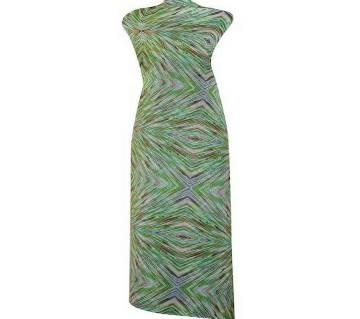2 yards Chinese Diamond Georgette Fabric